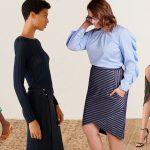 20 mẫu chân váy quấn thoải mái mặc từ hè đến hết thu