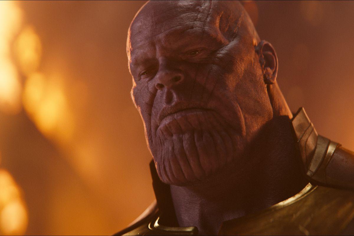 Một nửa vũ trụ đã biến mất sau cái búng tay của Thanos.