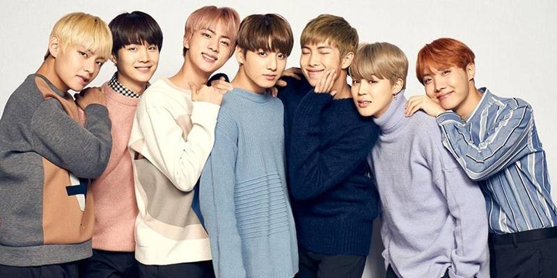 BTS là nhóm nhạc Hàn đầu tiên trong lịch sử