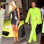"""Không thể làm ngơ trước """"cơn sốt"""" màu neon của Kim Kardashian West và Blake Lively"""