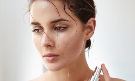 Setting spray đâu chỉ có công dụng giúp lớp trang điểm lâu trôi