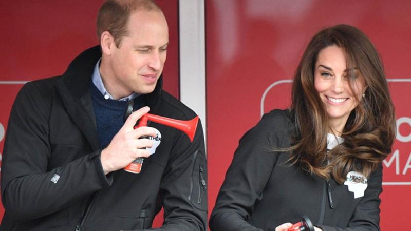 Biệt danh hài hước của công nương Kate và gia đình Hoàng gia