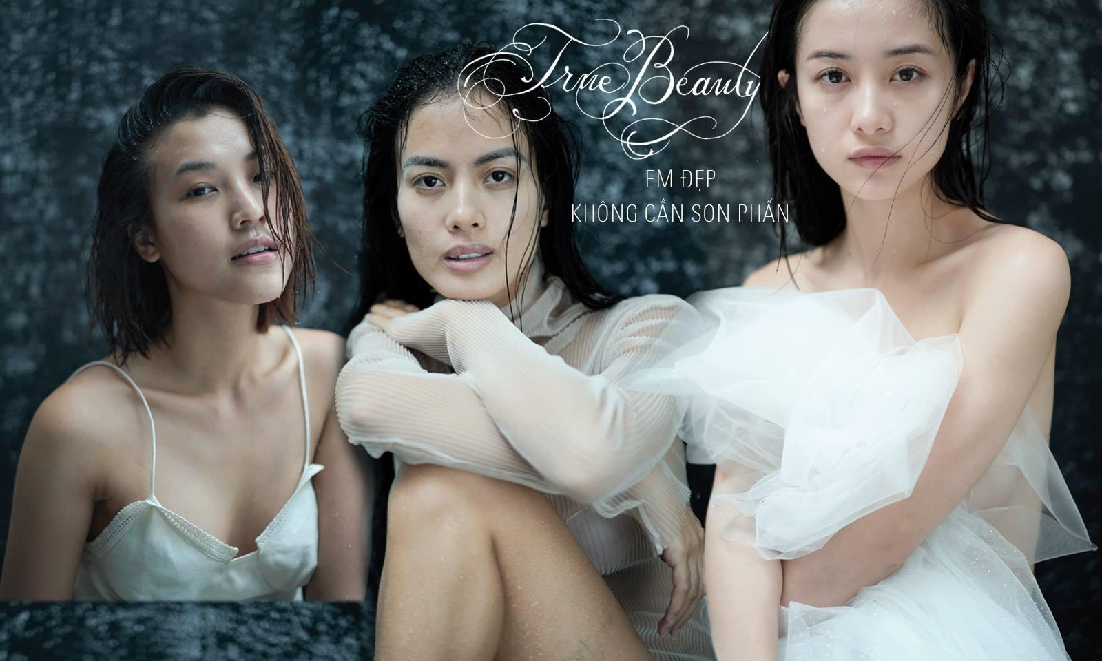 True Beauty: Em đẹp không cần son phấn
