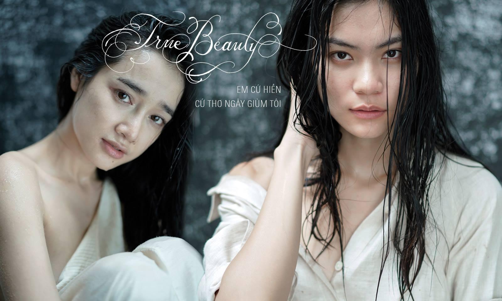 True Beauty: Em cứ hiền cứ thơ ngây giùm tôi (*)