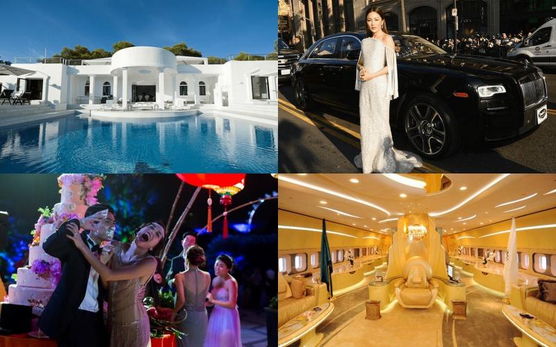 """Choáng ngợp với cuộc sống xa hoa và sang chảnh tột cùng của giới siêu giàu Châu Á trong """"Crazy Rich Asians"""""""