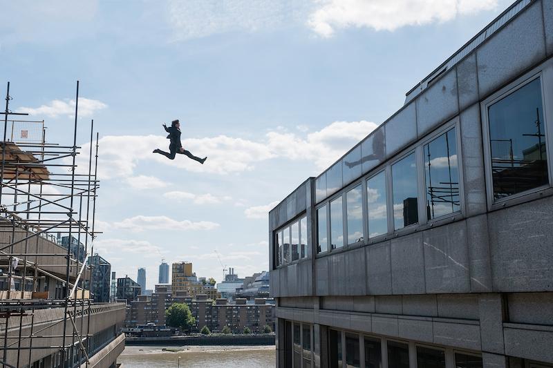 """Tom Cruise lại mạo hiểm tính mạng bản thân cho các cảnh hành động trong """"Nhiệm vụ bất khả thi"""""""