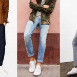 """""""Tuyệt chiêu"""" diện sneaker trắng tăng độ hấp dẫn cho phái mạnh"""