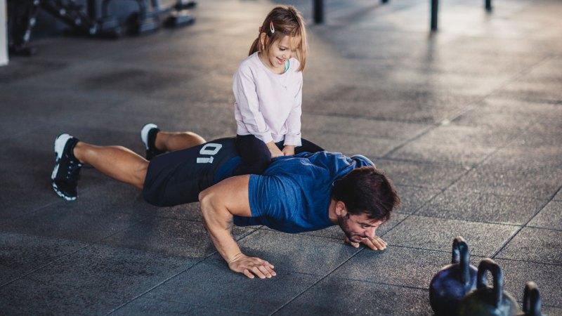 Muốn sinh con thông minh – hãy chạy ngay đến… phòng gym!