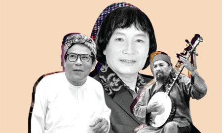 """Nghệ sĩ Minh Vương, Thanh Tuấn, Giang Châu trượt xét duyệt danh hiệu NSND: Quả là """"Điệu buồn phương Nam""""!(*)"""