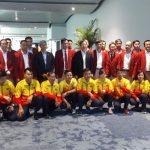 ASIAD 2018: Đoàn Thể thao Việt Nam gặp khó khăn trong tập luyện