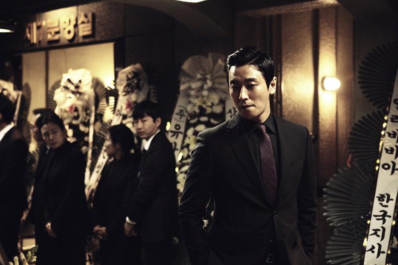 Ji-hoon đã trở lại màn ảnh và gặt trái ngọt muộn màng.