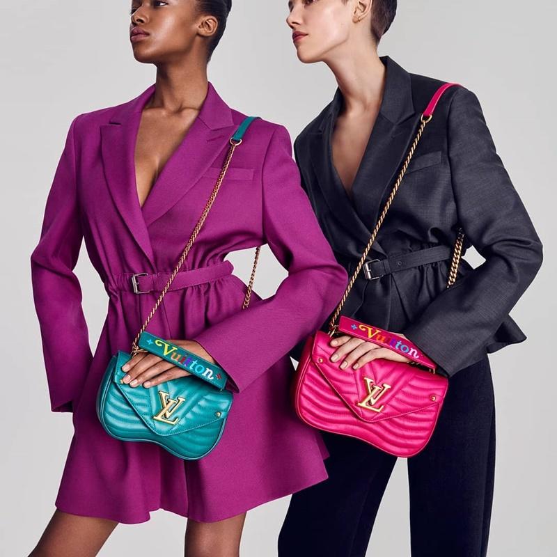 Các thiết kế túi xách New Wave mới của Louis Vuitton.