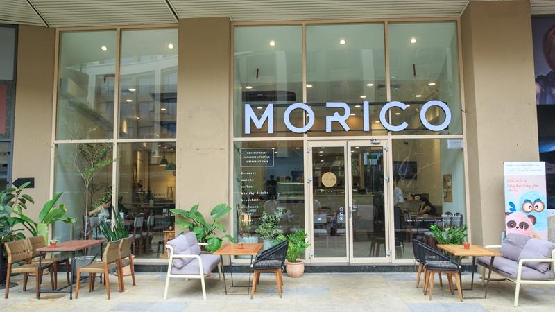 Chuỗi Nhà hàng Cafe phong cách sống Nhật Bản đương đại Morico chính thức ra mắt công chúng