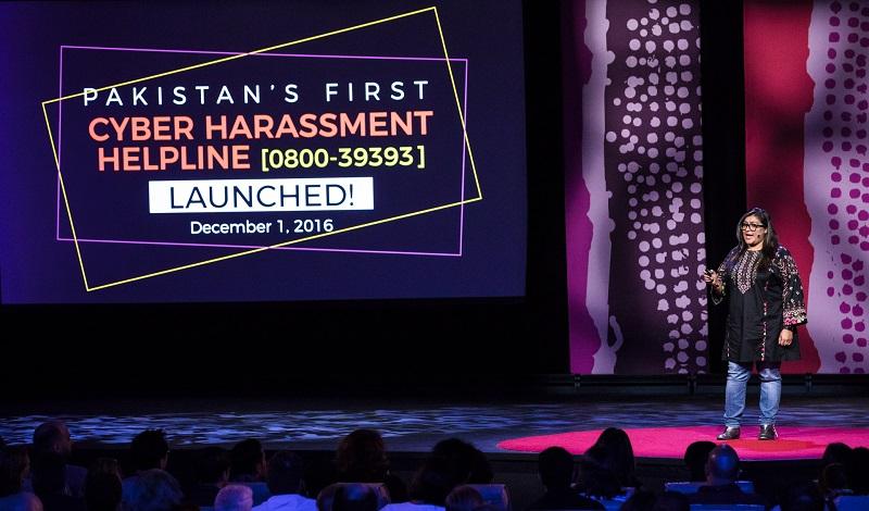 Nighat Dad TEDGlobal 2017