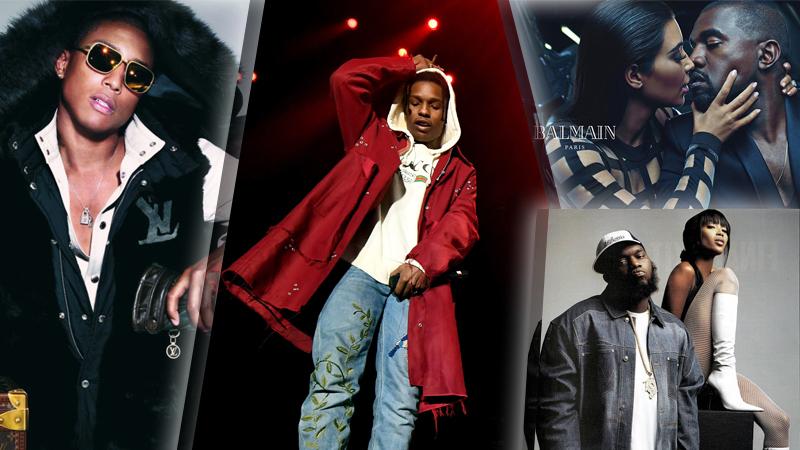 Khi rapper nắm quyền điều hướng trong thời trang hiện đại