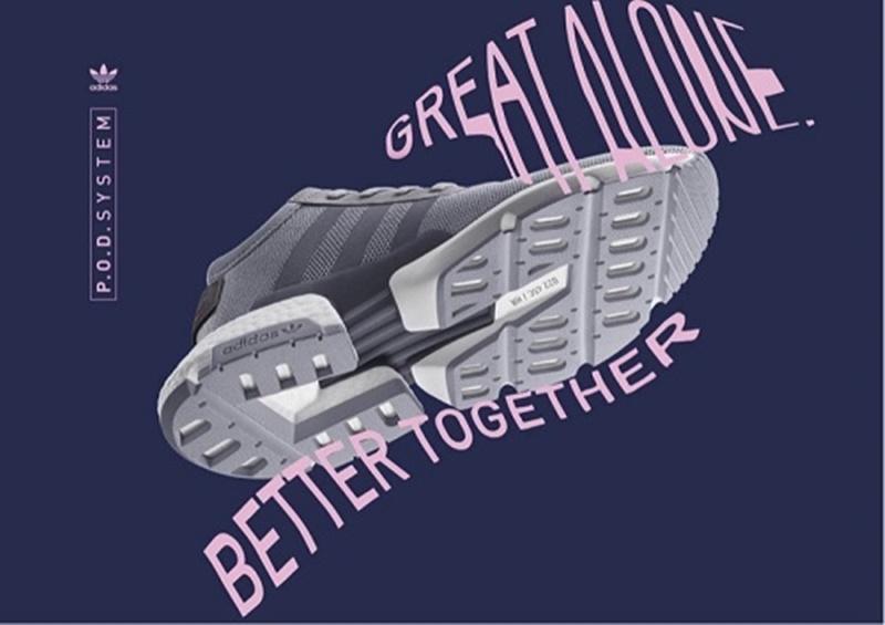 Đế gót giày Boost™ (2013) mang đến sự êm ái tuyệt đối cùng sự chuyển hồi năng lượng giúp bảo vệ gót chân trong từng chuyển động. Phần mũi gót High Rebound EVA Forefoot (1995) giúp các điểm chịu lực trên chân được giảm nhẹ đáng kể khi vận động, cải thiện độ đàn hồi khi tiếp đất cho đôi chân. Và công nghệ Torsion™ kết nối EVA foam và Boost nhằm tăng khả năng chuyển động của đôi chân, giúp chân tự do hơn trong việc chuyển hướng và co duỗi các cơ tốt hơn.