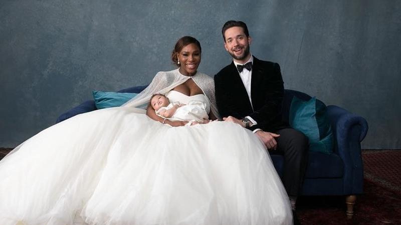 """""""Nữ hoàng quần vợt"""" Serena Williams kiên quyết không tổ chức sinh nhật đầu đời cho con"""
