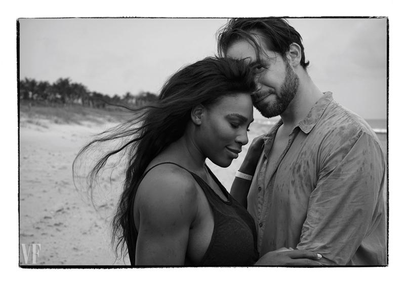 Vợ chồng Serena Williams: Cuộc tình từ hai thế giới (phần 1)