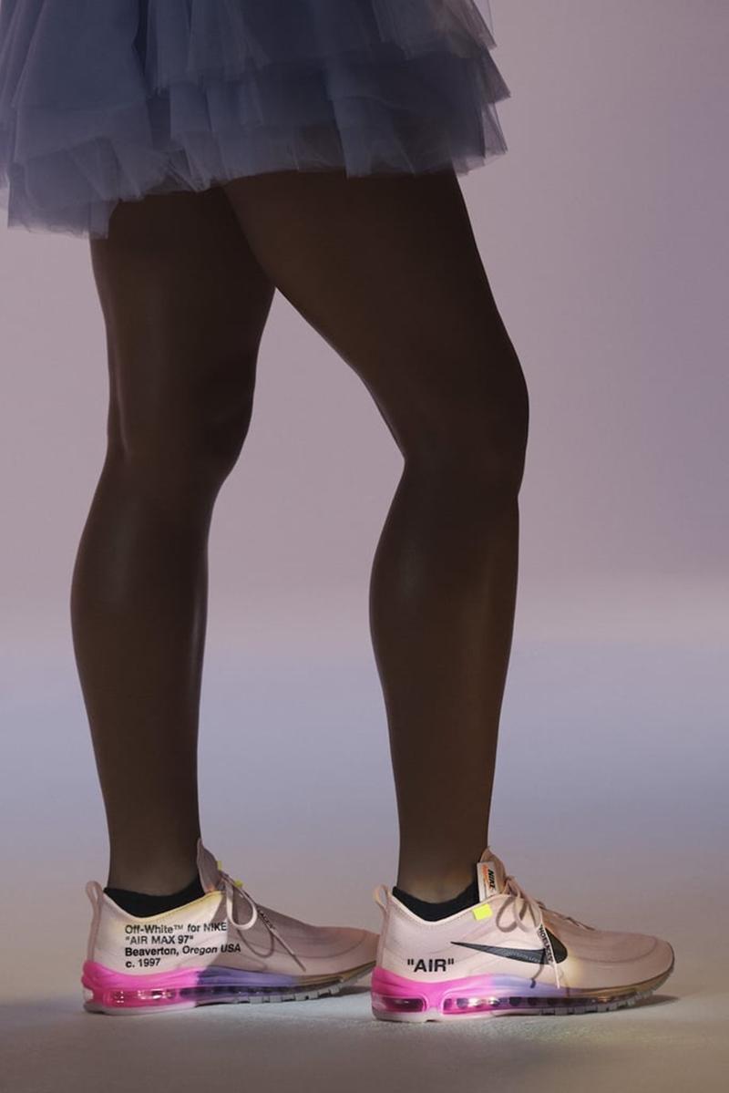 Những mẫu giày trong BST Nike x Off-White