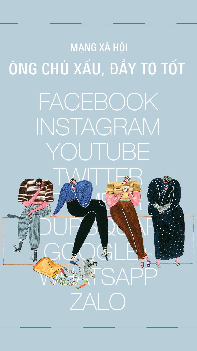 Nhà báo Laura Hudson từng viết trên tạp chí Wired (Mỹ), rằng lúc tốt nhất, mạng xã hội đem lại tiếng nói cho những người yếm thế, đưa bất công ra ngoài ...