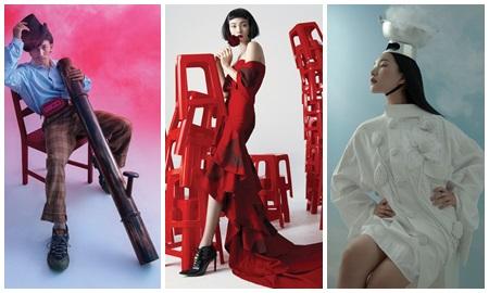 Khi lồng bàn, ghế nhựa, điếu cày, lẩu vỉa hè… của người Việt sánh vai cùng thời trang cao cấp