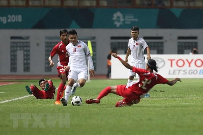 ttxvn_olympic_vietnam__nepal_20