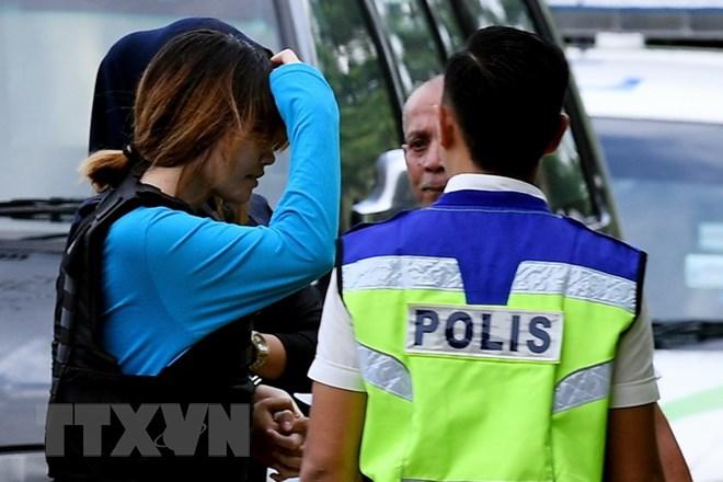 Vụ xét xử Đoàn Thị Hương: Tòa phán quyết tiếp tục giam giữ