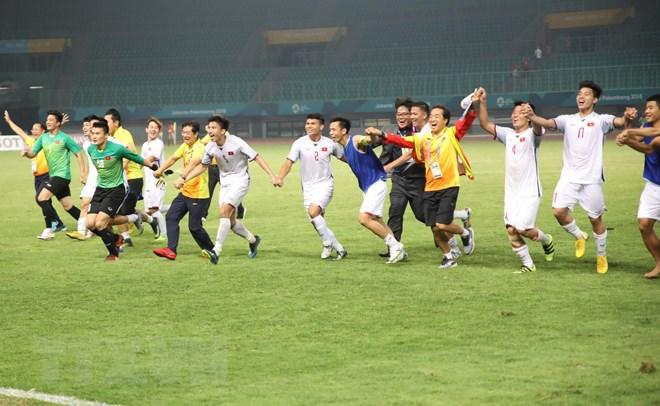Những điều rút ra sau chiến thắng lịch sử của Olympic Việt Nam