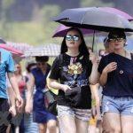Số ca tử vong do nắng nóng sẽ tăng mạnh trong tương lai