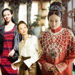 """""""Cao Quý Phi"""" Đàm Trác: Ác nữ trên phim nhưng lại là ngôi sao thời trang ngoài đời thực"""