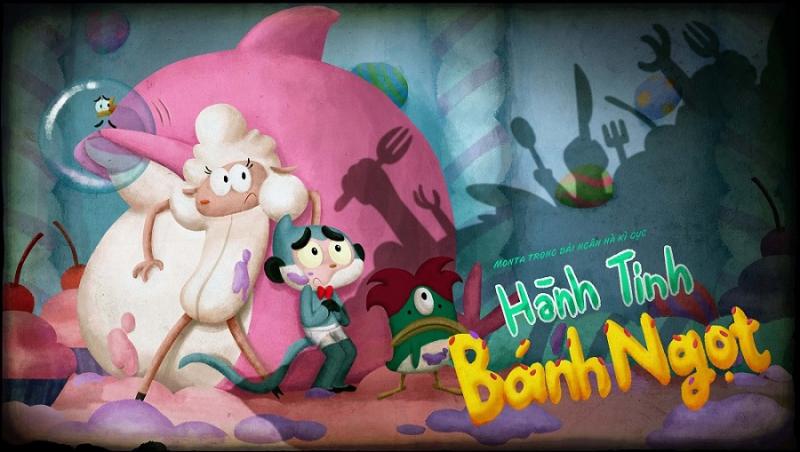 Khán giả Việt thích thú với sản phẩm phim hoạt hình đầu tiên của VinTaTa