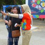 ASIAD 2018: Đội quân áo đỏ cam, những nụ cười và nhiệt huyết
