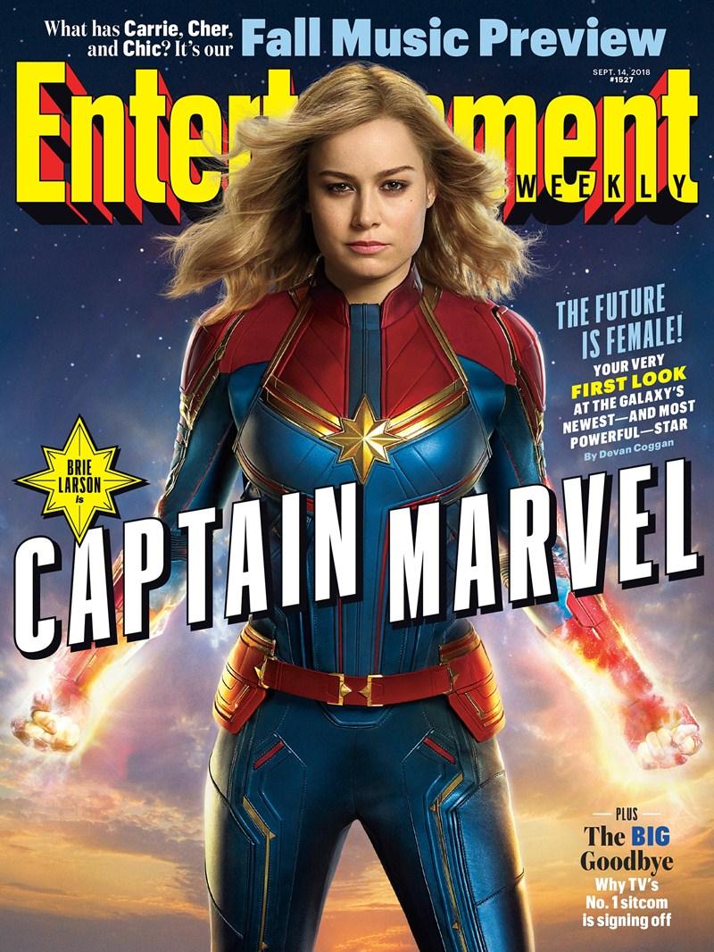 Tạo hình của nhân vật nữ chính có sức mạnh bậc nhất trong vũ trụ điện ảnh Marvel cho đến nay còn gây nhiều tranh cãi. Song người hâm mộ vẫn có niềm tin vào tư duy điện ảnh và chiến thuật thông minh của Marvel, và những hình ảnh độc quyền nhiều hứa hẹn trên càng củng cố thêm niềm tin đó.