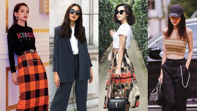 Tăng Thanh Hà, Đỗ Mỹ Linh dẫn đầu bảng sao mặc đẹp tuần qua