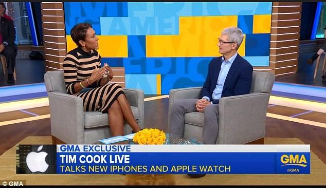 CEO Apple Tim Cook: Chi phí làm iPhone Xs Max không hề rẻ