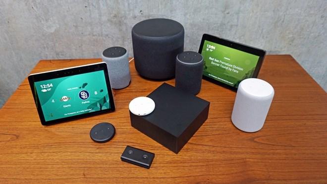 Amazon tung ra một loạt sản phẩm thông minh mới hỗ trợ Alexa