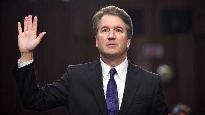 Ứng viên được đề cử vào Tòa án Tối cao Mỹ bị tố tấn công tình dục