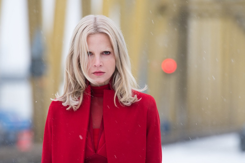 """Camilla Salander (Sylvia Hoeks) in Columbia Picture's THE GIRL IN THE SPIDER'S WEB"""""""