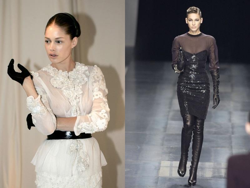 Và tất nhiên không thể thiếu nhà mốt của vẻ đẹp thanh lịch Givenchy.