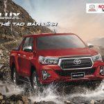 Toyota Hilux 2018: Trở lại để dẫn đầu