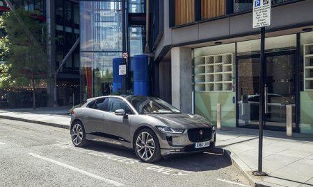 Jaguar I-Pace chạy từ Anh tới Bỉ mà chỉ cần một lần sạc điện