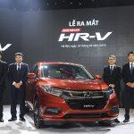 """Honda trình làng mẫu xe HR-V mới """"đắt xắt ra miếng"""""""