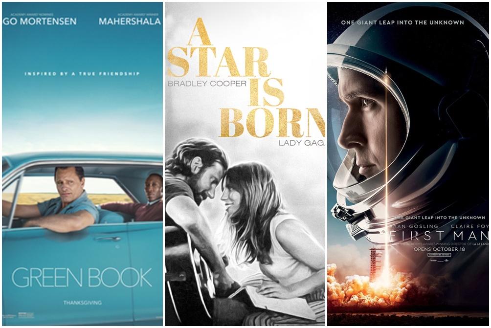 Lộ diện các ứng cử viên đầu tiên của Oscar 2019