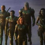 """Nữ siêu anh hùng Captain Marvel """"kín cổng cao tường"""" trong loạt ảnh """"nhá hàng"""" mới nhất"""