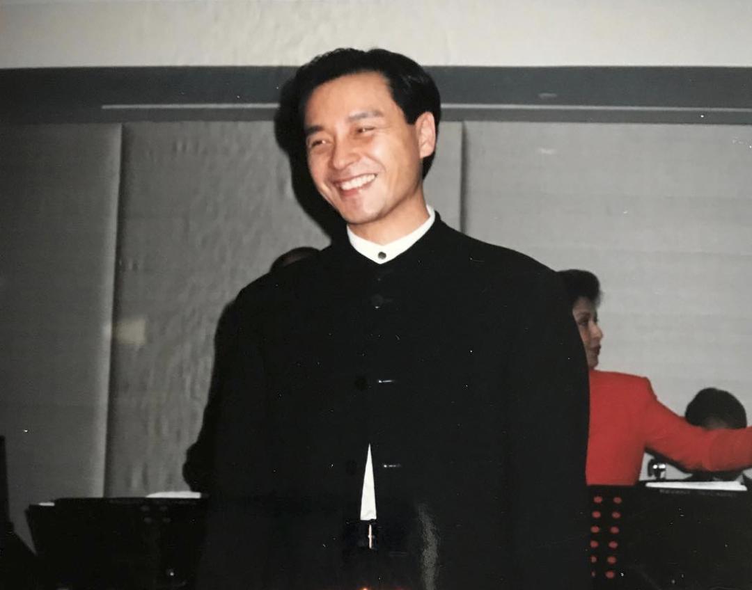 Đường Hạc Đức lặng lẽ đăng ảnh chúc mừng sinh nhật Trương Quốc Vinh