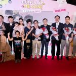 Kiều Minh Tuấn – An Nguy hạn chế tương tác trong họp báo công chiếu phim