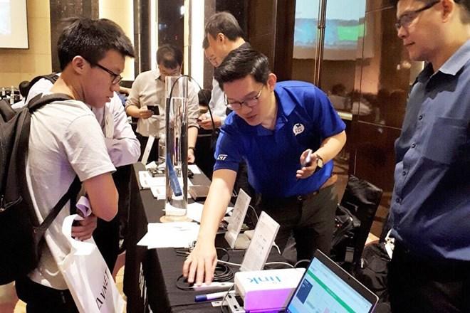 Avnet trình diễn các giải pháp kết nối IoT tích hợp tại Việt Nam