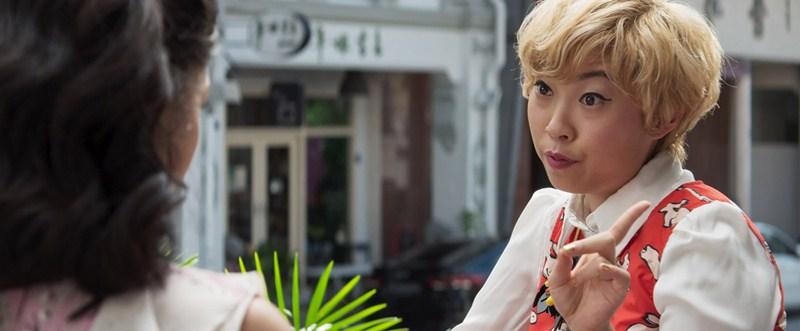 """Goh Peik Lin - bạn thân của nữ chính và là một trong những """"rich kids"""" của """"Crazy Rich Asians"""""""