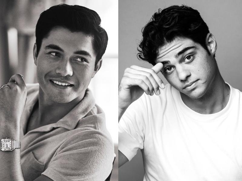 Henry Golding và Noah Centineo: Hai chàng trai nóng bỏng nhất Hollywood 2018