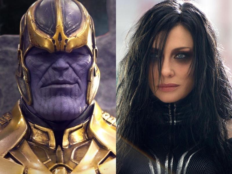 """Chị gái của Thần sấm Thor sẽ trở thành đồng minh của Thanos trong """"Avengers 4""""?"""